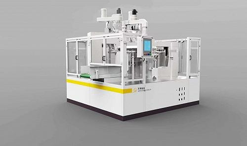 JWZG1400型十工位无纺布面粉包装机