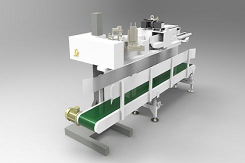 河南金谷面粉自动灌包系统