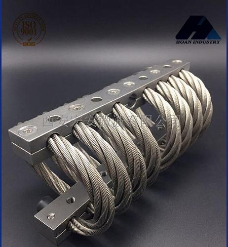 工程儀器防震減振用鋼絲繩隔振器