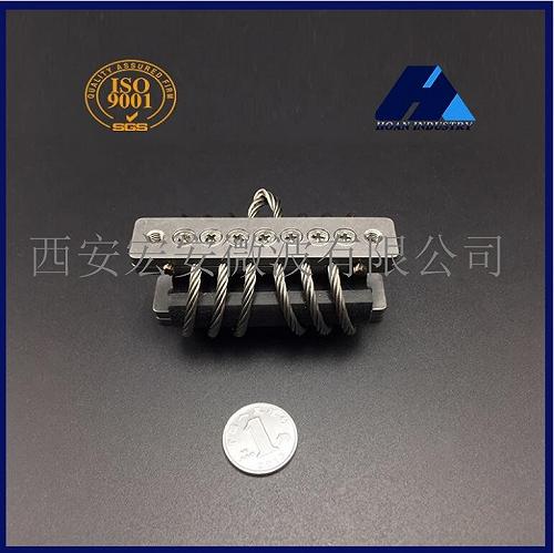車載電子儀器減振-GX-15AN減隔振器