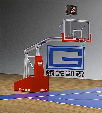 凯锐弹性平衡篮球架活动篮球架体育运动篮球架