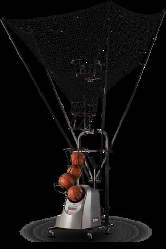 篮球馆发球机 篮球自动发球机