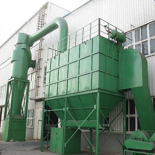 山西煤炭廠脈沖布袋除塵器型號規格