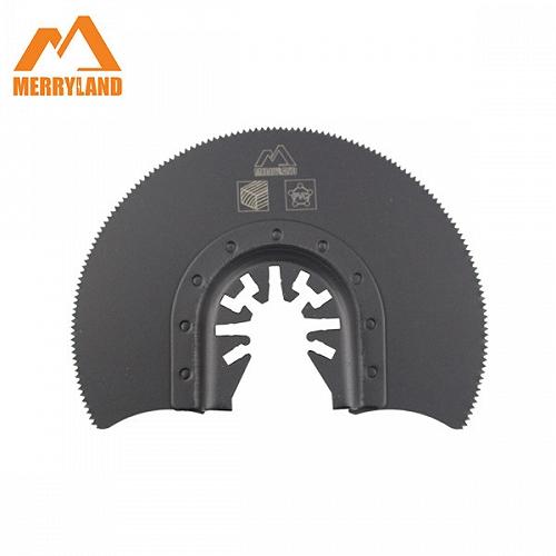 碳鋼不帶帽半圓鋸片多功能鋸片萬用寶鋸片