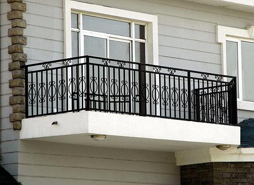 扬州百叶窗 镀锌防护室外空调架护栏定制