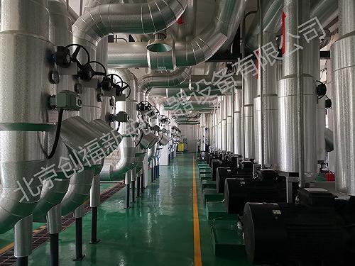鍋爐供暖控制柜,配電控制廠家北京創福新銳