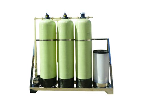 水处理设备预处理系统