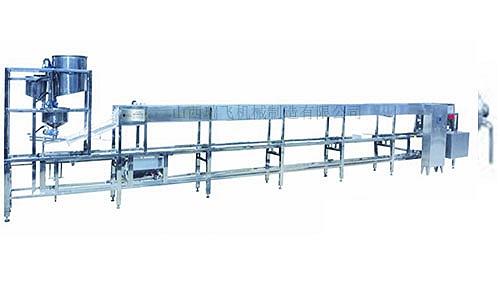 冲浆豆腐生产线成套设备