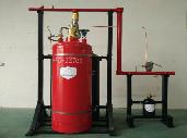 福爾盾管網式外貯壓七氟丙烷自動滅火裝置