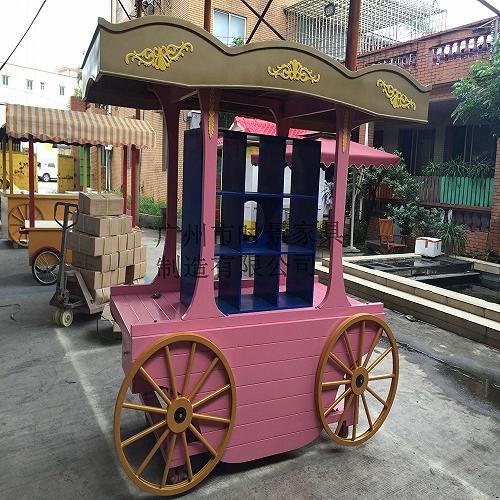 冰激淋小吃車 移動售貨車