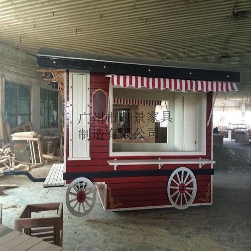 移动售货车 售货亭 吸烟亭订做