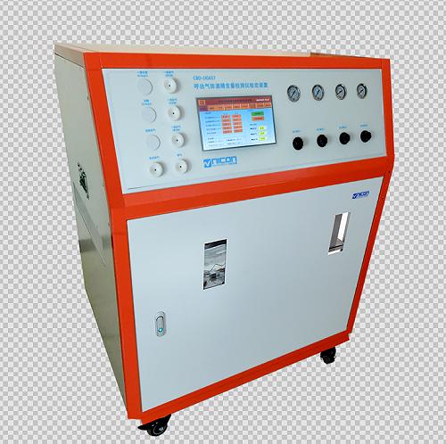呼出氣體酒精含量檢測儀檢定裝置