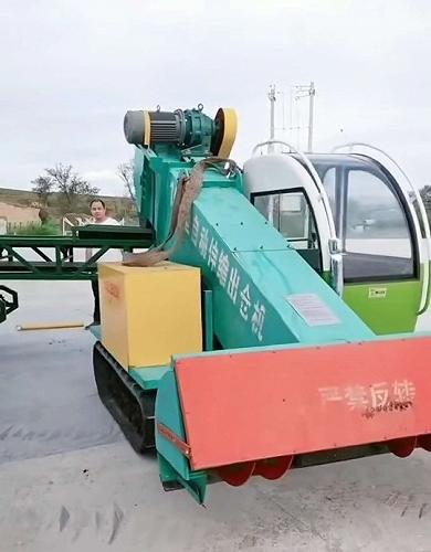 新疆自動伸縮式出倉機真是用出了經驗