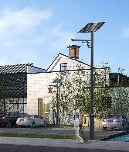 河北太陽能庭院燈供應直銷