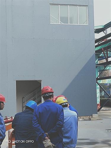 山東膠南防爆墻大型商場基礎設施供應