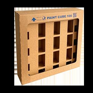 多室體干式紙箱漆霧過濾器