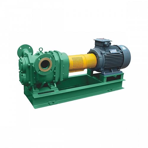 国泰转子泵自吸力强,通过性好,可干转