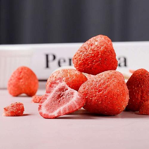 草莓脆果蔬脆廠家生產加工代理加盟批發訂制
