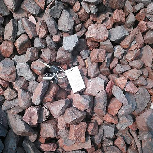 南非進口MN:28°高鐵錳礦石大量到貨