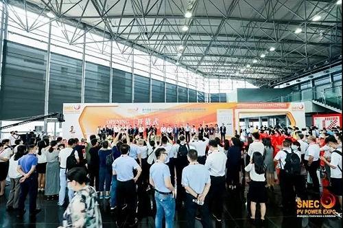 SNEC上海光伏与储能大会2021
