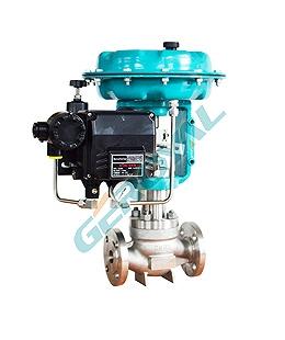 ZJHP氣動薄膜單座調節閥精歐控制閥門