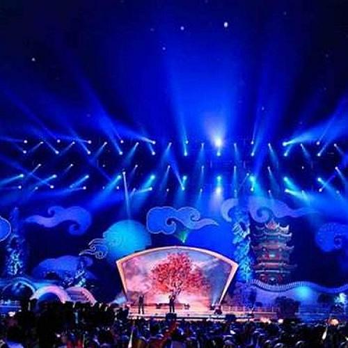 湖北武漢舞臺舞美背景多媒體內容設計制作