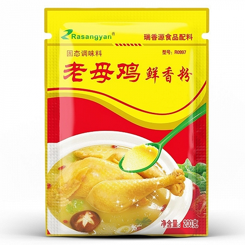 瑞香源廠家批發老母雞鮮香粉調味料