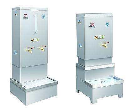 商用節能步進開水器飲水機反滲透水凈化設備
