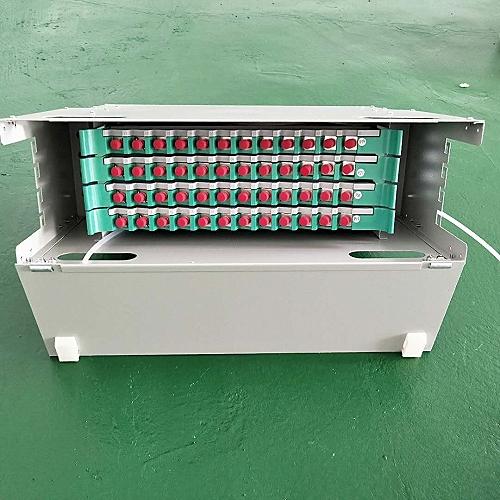 電信級ODF光纖配線架FC端口子框單元箱
