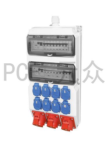 PCE壁掛式組合插座箱SÖlden系列
