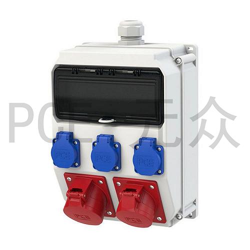 PCE壁掛式組合插座箱Anif7系列