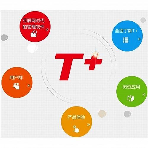 青島暢捷通軟件公司T+軟件4.9折