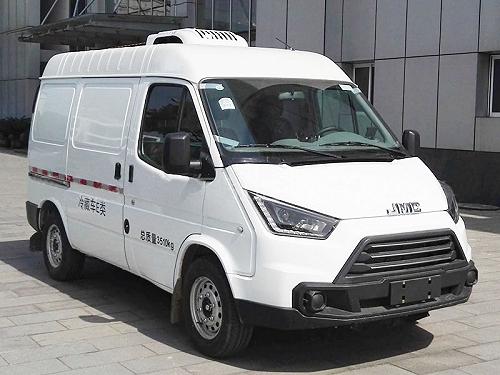 供應濟南小型冷藏車