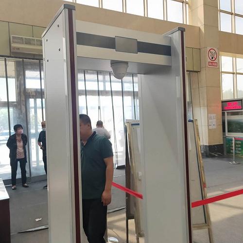 哈爾濱X光機-測溫門-