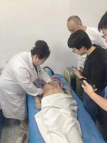 夏氏脐诊脐疗盘龙针妇科病疑难病学习班
