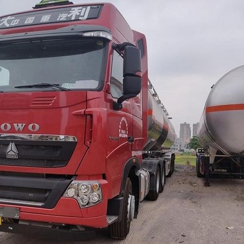 專線槽罐車物流運輸專業拉減水劑及母液運輸
