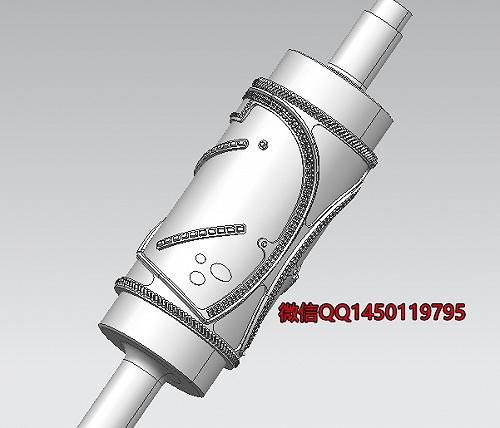 五金工業零件3D畫圖,工業設計建模
