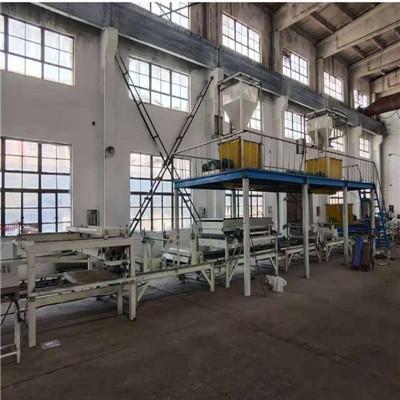 復合保溫板設備-生產技術-大明機械設備廠