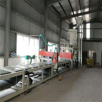 全自動復合保溫板設備-一體板設備廠家