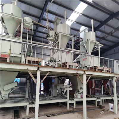 保溫結構一體化設備-建筑模板生產線技術