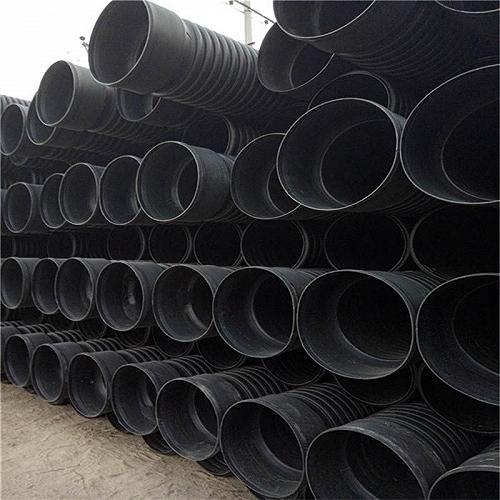 保定HDPE波紋管廠家生產克拉管,鋼帶波紋管