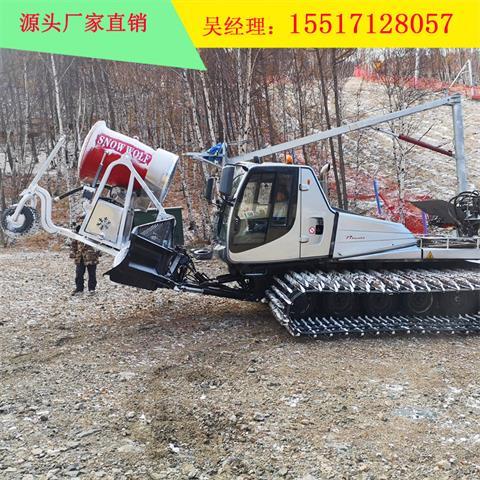 人工造雪和自然降雪對雪場起到的作用區別
