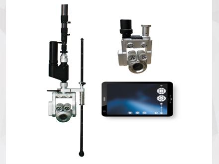 Qpad-HD電動高清無線管道潛望鏡