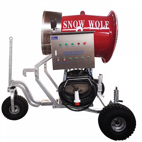 渭南供應國產造雪機 冰雪樂園大型造雪機注意事項