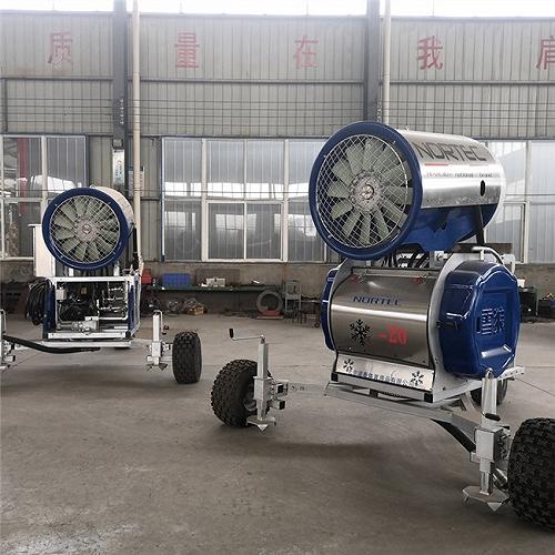 石家莊滑雪場造雪機 人工簡易操作國產造雪機公司