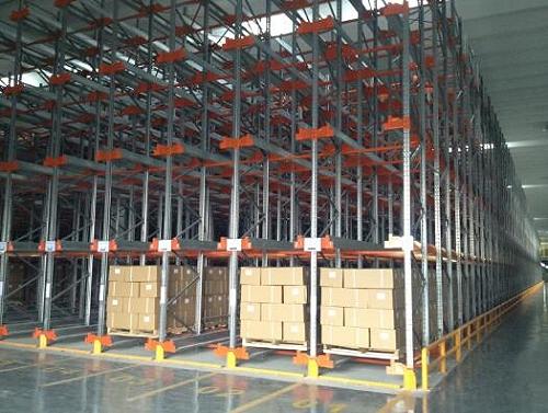 倉儲貨架安裝杭州安鑫工業設備安裝有限公司