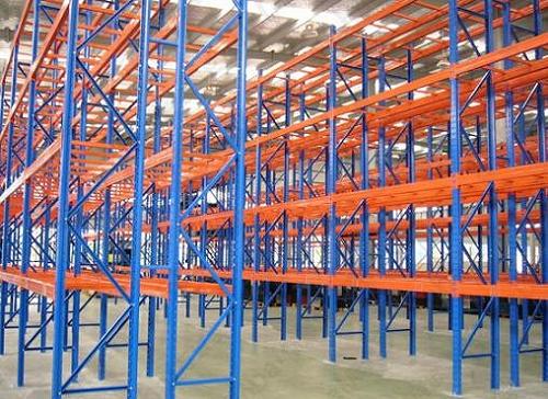 杭州安鑫重型貨架安裝維修檢測