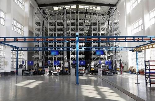 杭州安鑫倉儲貨架自動化立體庫安裝維修檢測