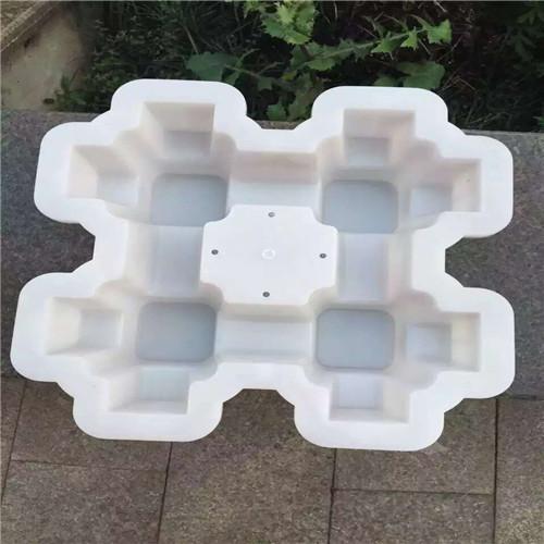 植草磚模具廠家 生產塑料草坪磚模具