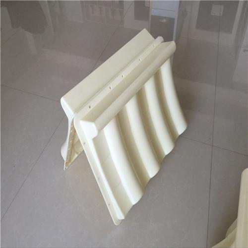 塑料围墙瓦模具-混凝土围墙瓦片模具